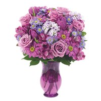 Lovely lavender flower bouquet (BF115-11)